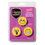 Emoji Big Button Magnets