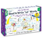 Write On/Wipe Off Cards: Read & Write 1st Words