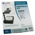 C-Line® Plain Paper Copier Transparency Film, Clear, Box of 50