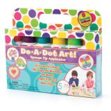 Do-A-Dot Art!® Markers, Brilliant Washable, 6 colors
