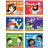 MySELF Readers: I Believe in Myself, Small Book 6-pack, Spanish