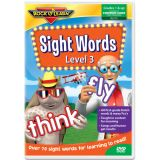 Rock 'N Learn® Sight Words DVD, Level 3