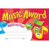 Music Award Recognition Awards