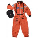 Get Real Gear Dress Up for Kids™, NASA Astronaut Jumpsuit, Size 4/6