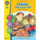 Sarah, Plain and Tall Literature Kit™, Grades 3-4