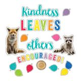 Woodland Whimsy Kindness Leaves Others Encouraged Bulletin Board Set