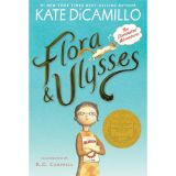 Flora & Ulysses: The Illuminated Adventures, Paperback