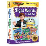 Rock 'N Learn® Sight Words 3-DVD Set