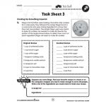 Principles & Standards of Math Task & Drill Worksheets, Measurement, Grades 3-5