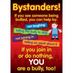 Bullying in a Cyber World Poster Set, Grades 2-5