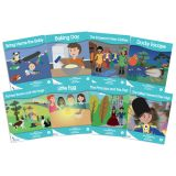 Fantails™ Book Banded Readers, Turquoise Fiction, Level I