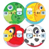 Math Wheels Bundle