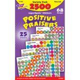 superSpots® & SuperShapes Variety Pack, Positive Praisers