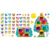 Owl-Stars!® Tree House Bulletin Board Set