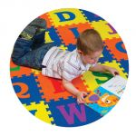 WonderFoam® Carpet Tiles - Alphabet