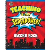 Teaching is my Superpower! Record Book