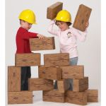ImagiBricks™ Giant Construction Blocks, 24-piece set