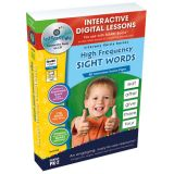 Interactive Whiteboard Lesson Plans, High Frequency Sight Words