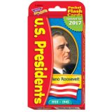 U.S. Presidents Pocket Flash Cards