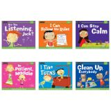 MySELF Readers: I Am in Control of Myself, Small Book 6-pack, English