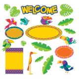 You Can Toucan Welcome Bulletin Board Set