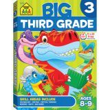 Big Workbook Third Grade