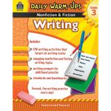 Daily Warm-Ups: Nonfiction & Fiction Writing, Grade 3