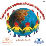 Children's Songs Around the World CD