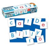 Pocket Chart Card Sets, Alphabet Letters
