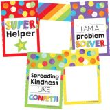 Celebrate Learning Mini Colorful Cut-Outs®, Reward Tags