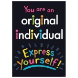 You are an original individual ARGUS® Poster