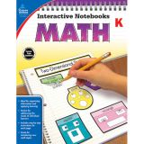 Interactive Notebooks: Math, Grade K