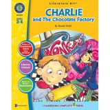 Charlie and the Chocolate Factory Literature Kit™, Grades 3-4