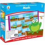Math File Folder Game, Grade 2