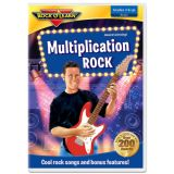 Rock 'N Learn® Multiplication Rock DVD