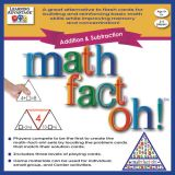 math-fact-oh!™, Addition & Subtraction