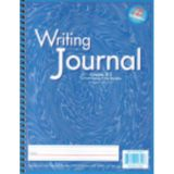 Zaner-Bloser® Writing Journal, Grades 2-3, Liquid Blue