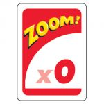 ZOOM!™ Multiplication Card Game