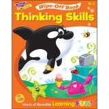 Wipe-Off® Book, Thinking Skills