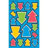 Awesome Arrows superShapes Stickers, Large