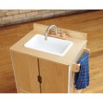 TrueModern® Play Kitchen, Sink