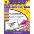 Daily Warm-Ups: Nonfiction Reading, Grade 6