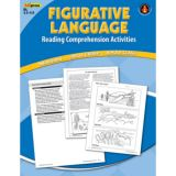 Figurative Language Reading Comprehension Activities, Blue Level