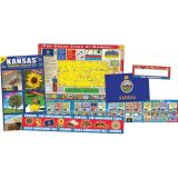 State Decorative Set, Kansas