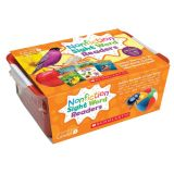 Nonfiction Sight Word Readers Guided Reading Level D (Classroom Set)
