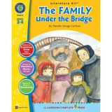 The Family Under the Bridge Literature Kit™, Grades 3-4