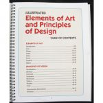 Illustrated Elements & Principles Book