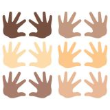 Friendship Hands Classic Accents® Variety Pack