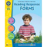 Reading Response Forms, Grades 3-4