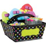 Storage Caddy, Chalkboard Brights